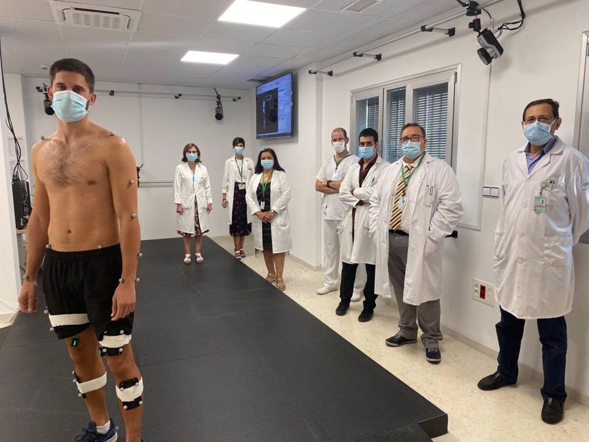 El Virgen de las Nieves activa un laboratorio de análisis de movimientos para tratar patologías neurológicas