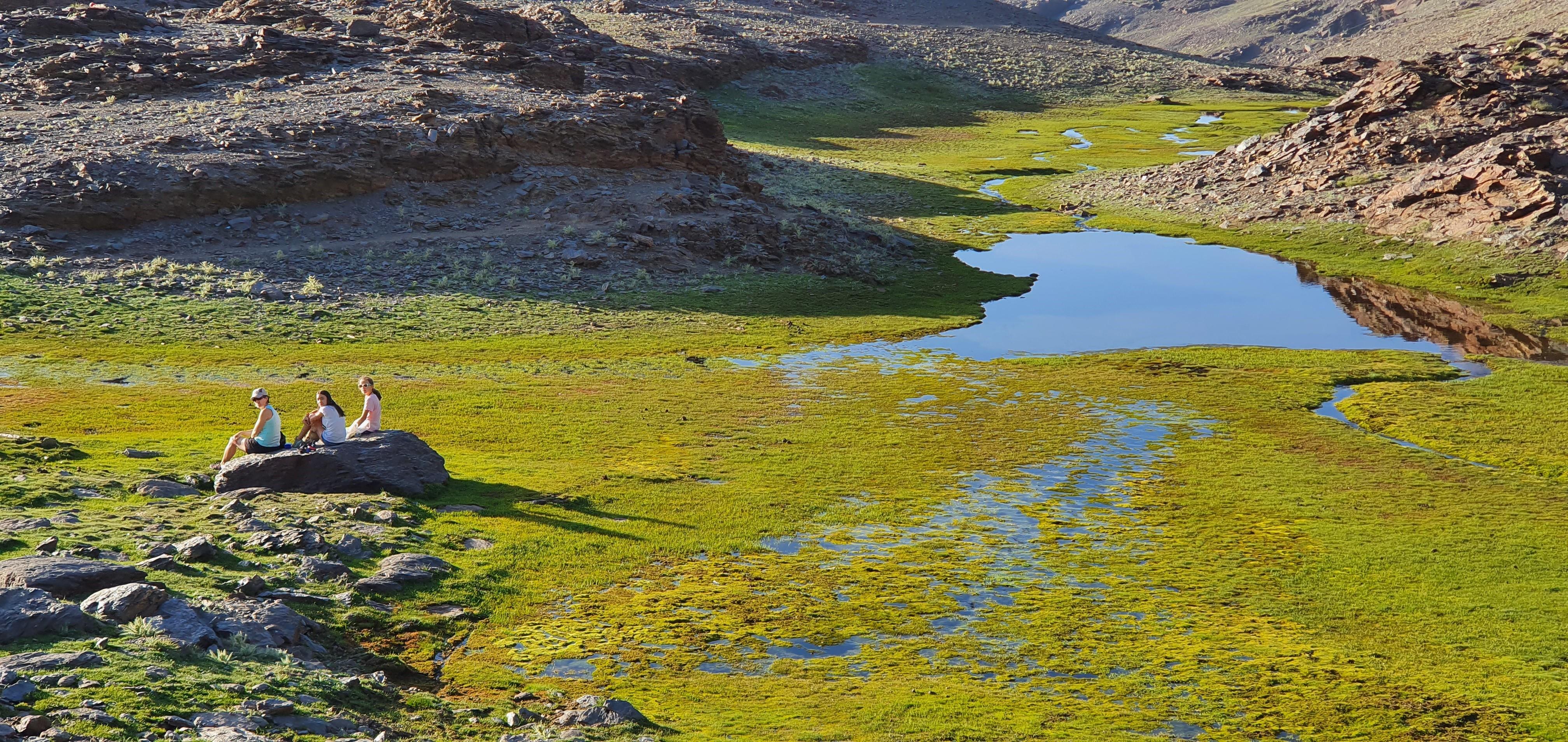 Granada cuenta con 26 humedales recogidos en el Inventario de Humedales de Andalucía