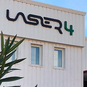 Laser 4, de Albolote, recibe 118.000 euros para aumentar la capacidad productiva de la empresa