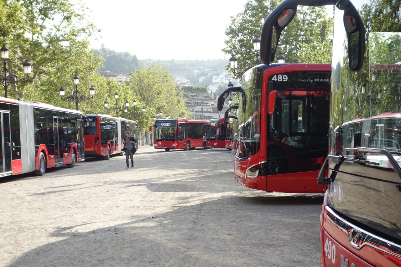 El PSOE afirma que los nuevos autobuses de Rober tienen una tecnología obsoleta contra la contaminación