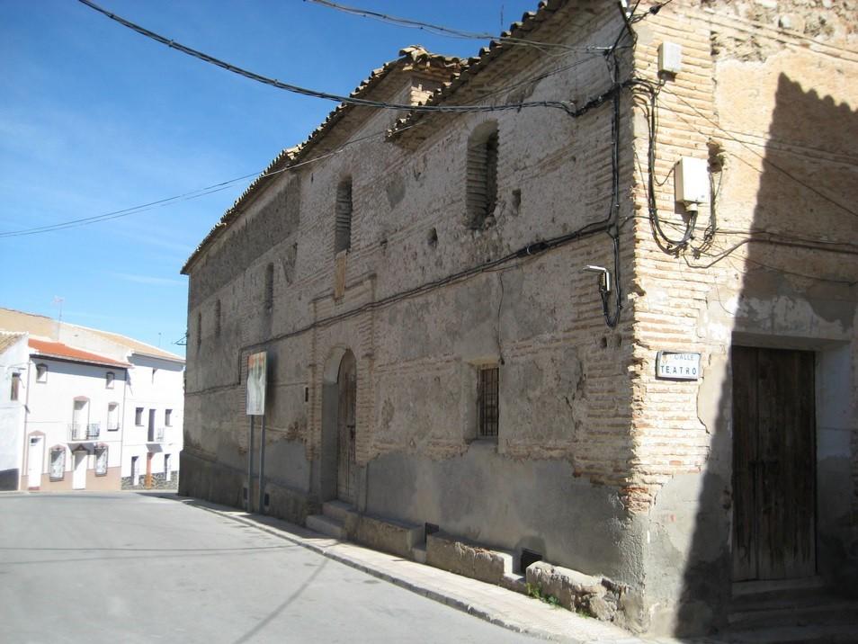 Un millón de euros para la restauración del Pósito de Caniles