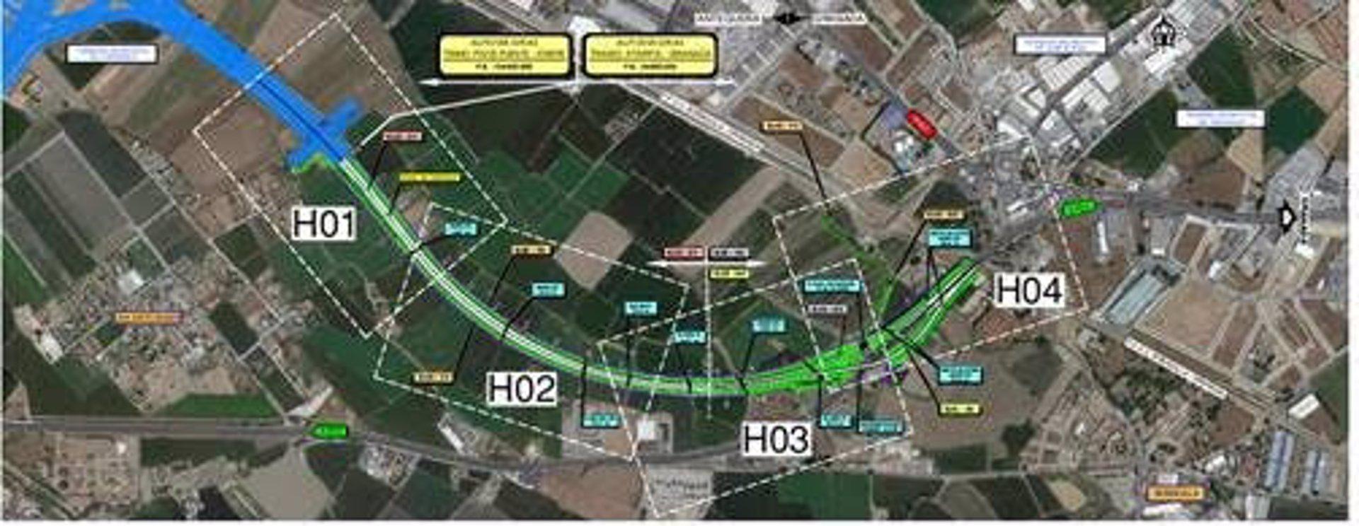 Aprobado el proyecto del tramo de la autovía GR-43 entre Atarfe y Granada