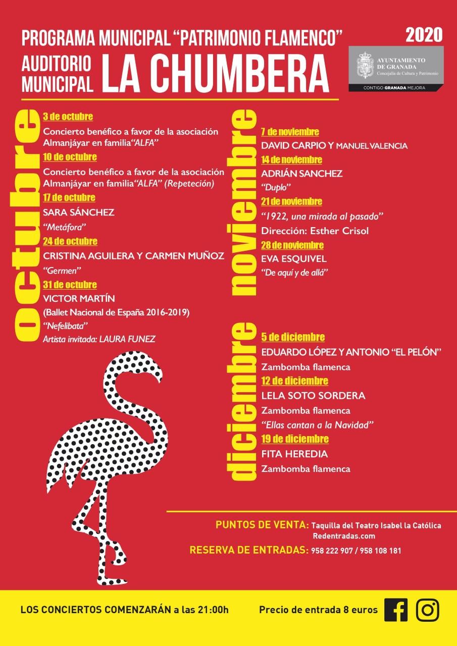 La chumbera acogerá la VII edición de «Patrimonio Flamenco»