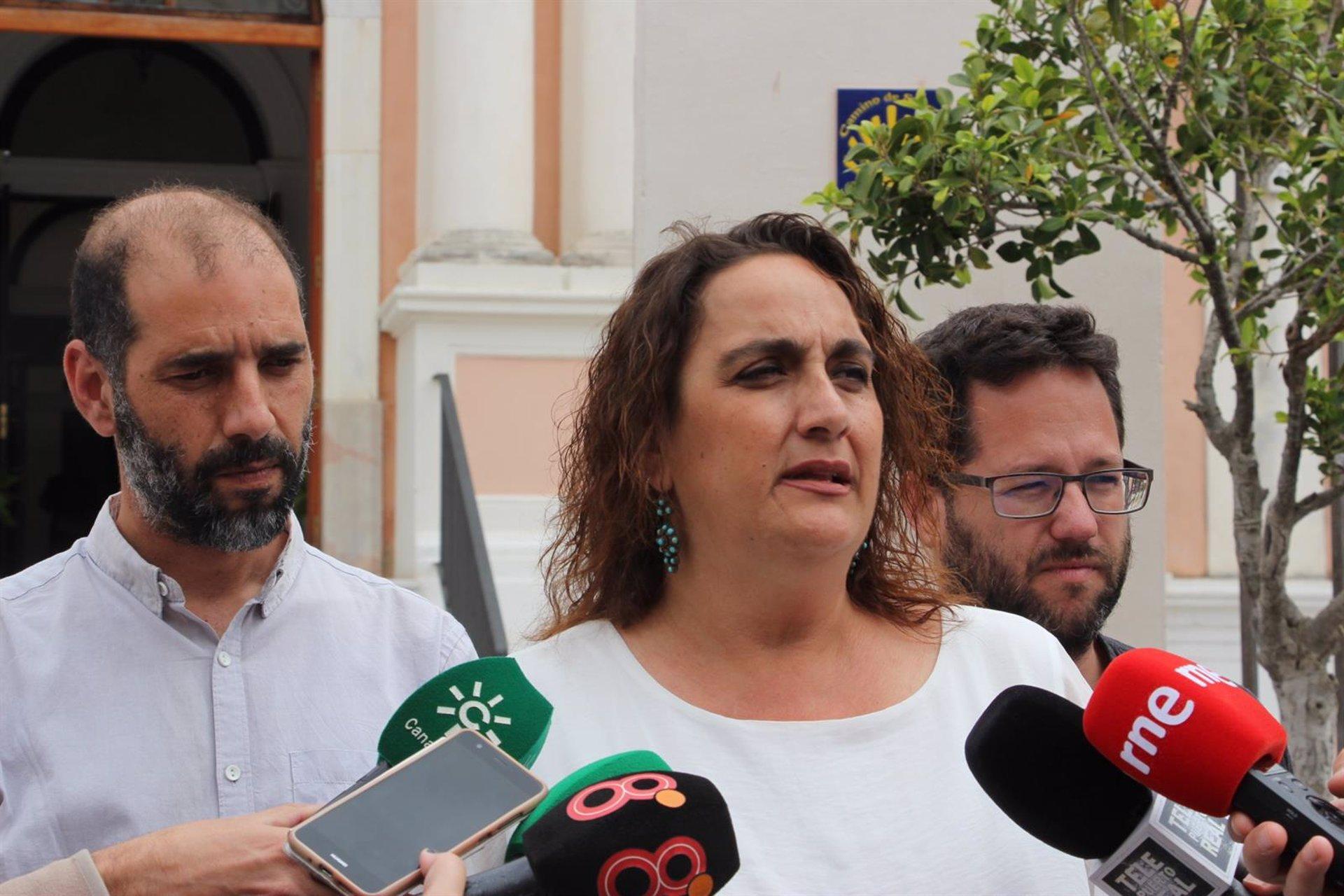 Adelante pide más rastreadores y personal sanitario ante la situación en Granada