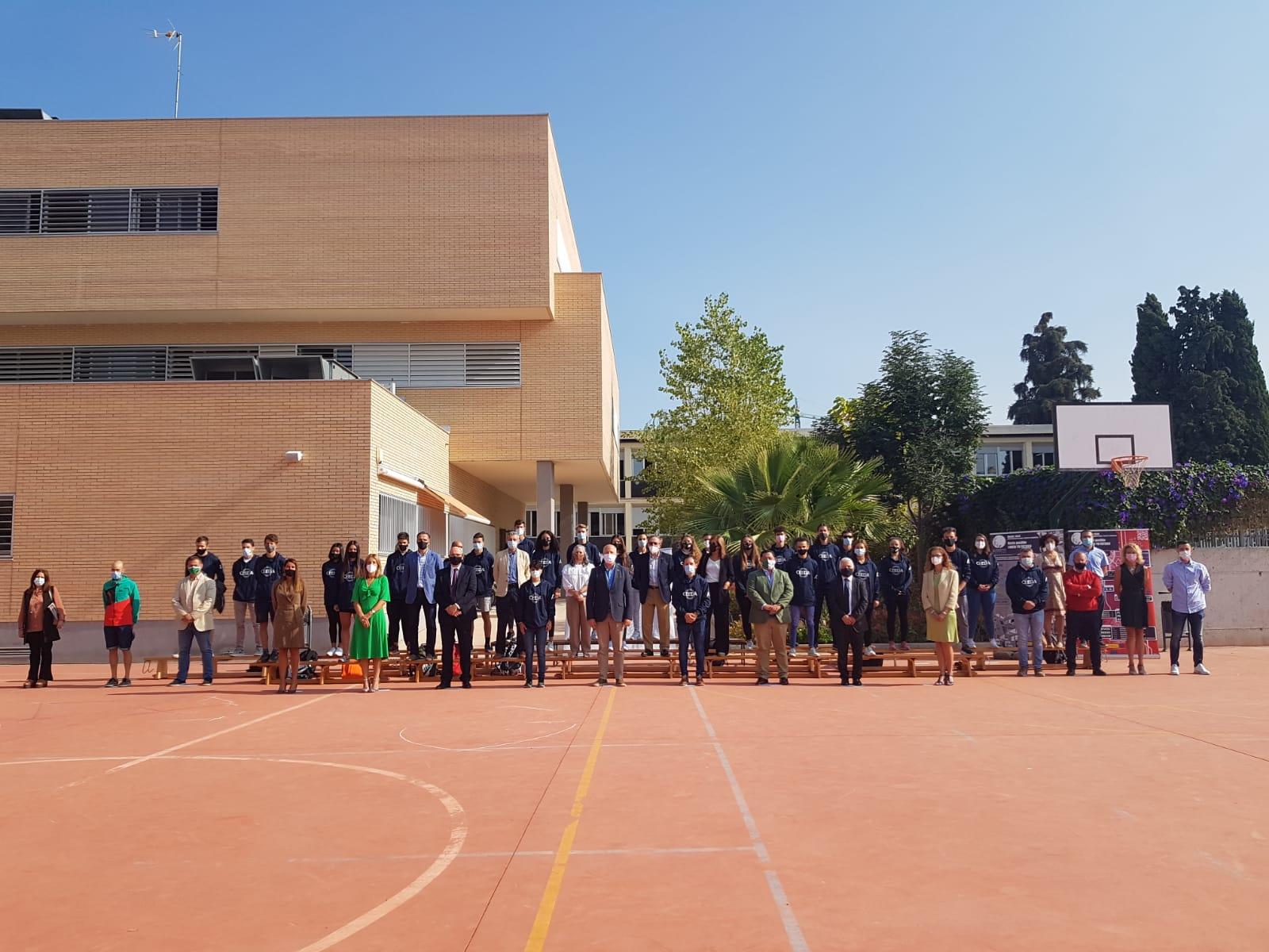 El Hermenegildo Lanz se convierte en referente andaluz de formación deportiva