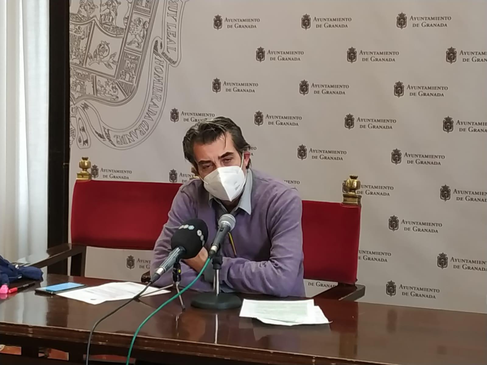 Podemos-IU apunta a una posible moción de censura tras la renuncia de Sebastián Pérez