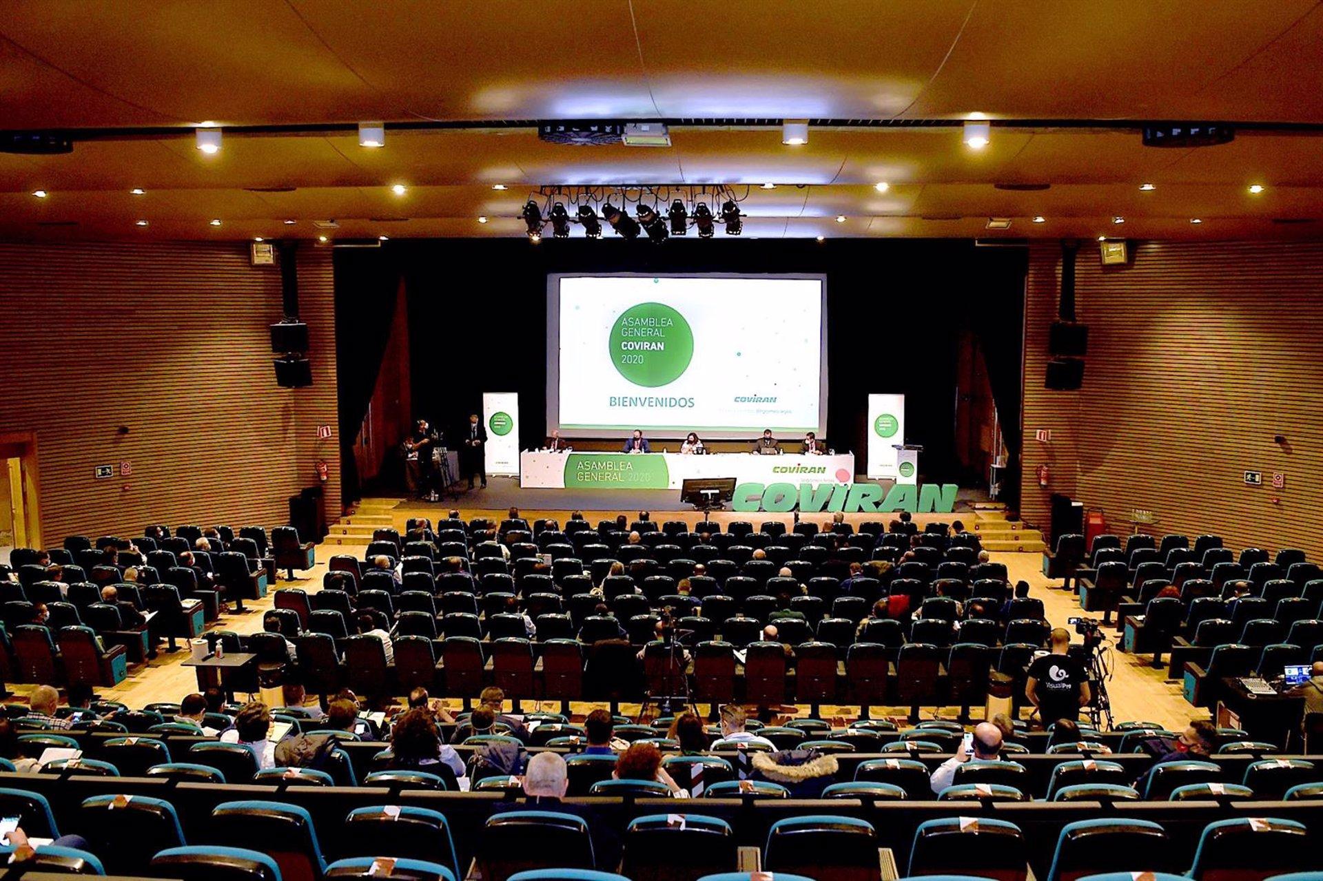 La Asamblea General de Covirán respalda a su consejo rector con la aprobación de las cuentas de 2019