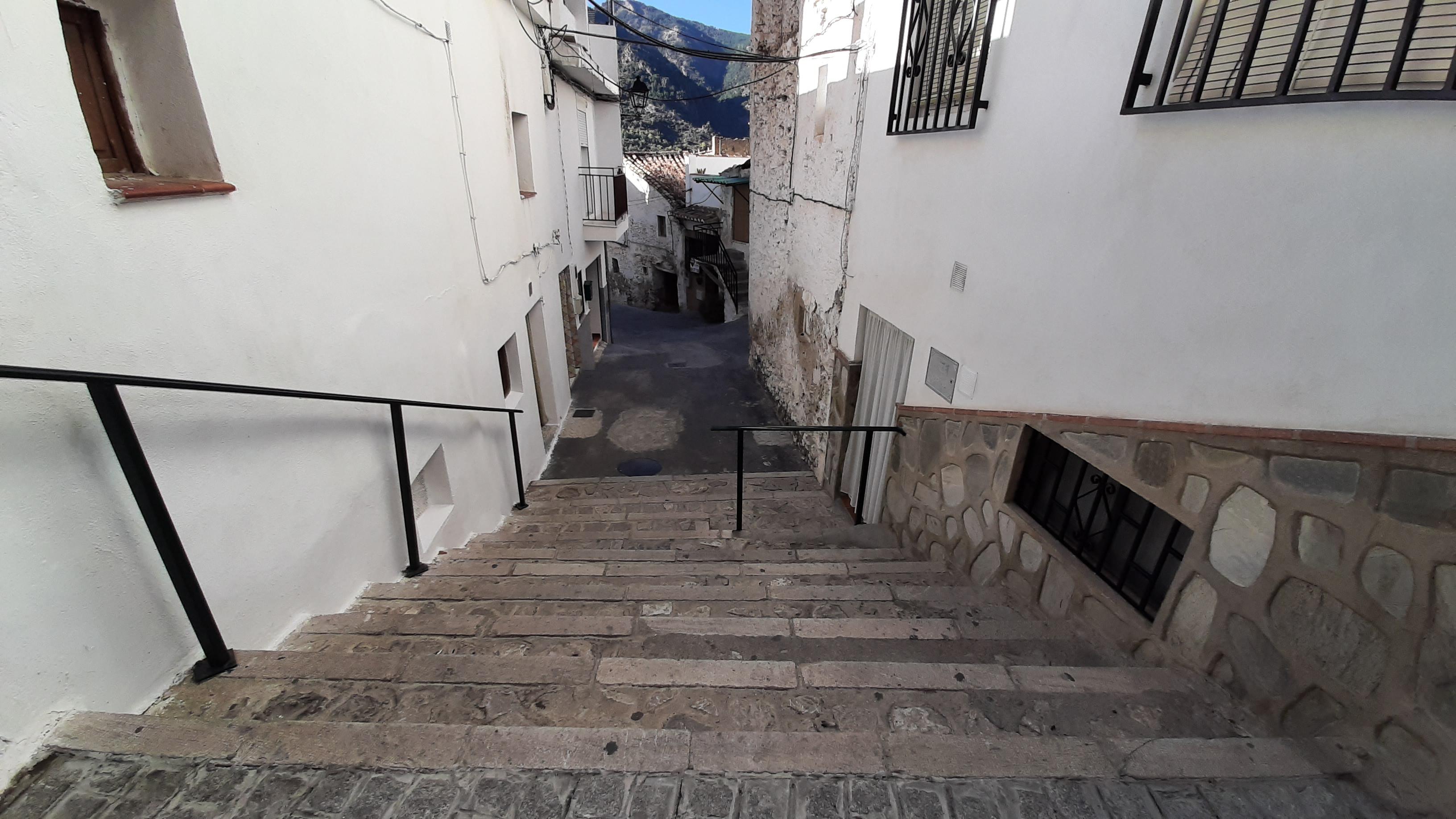 Güejar Sierra adjudica las obras para el arreglo de la calle Molinos