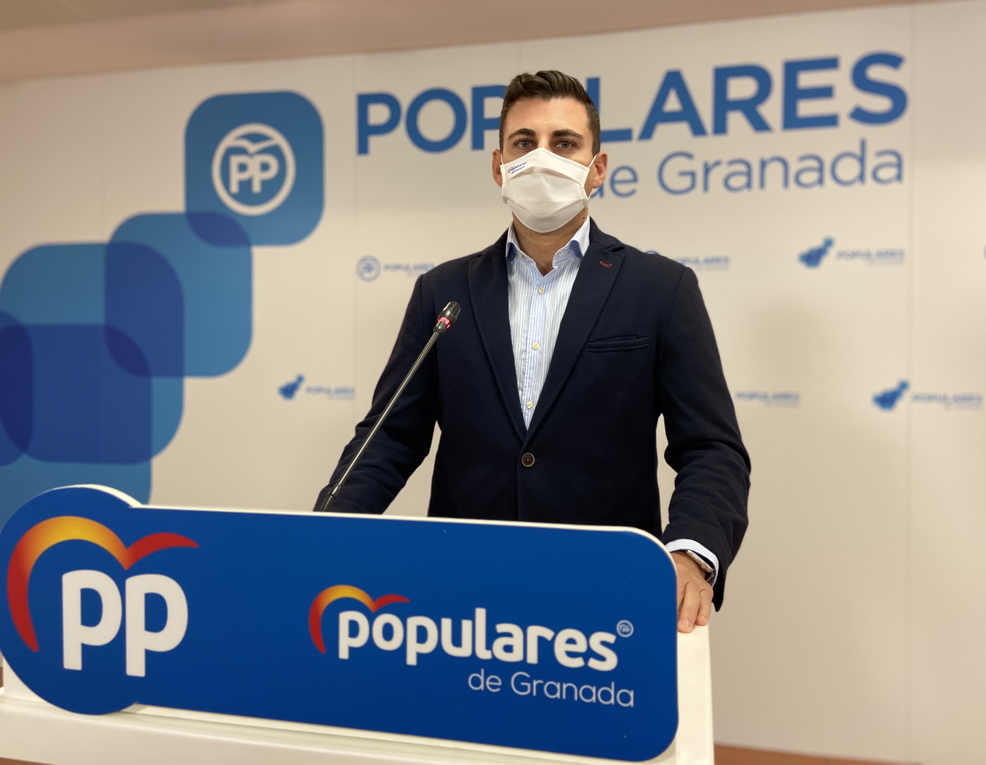 """Caracuel lamenta que PSOE y Adelante votaran en contra del Pacto Educativo """"priorizando sus intereses partidistas"""""""