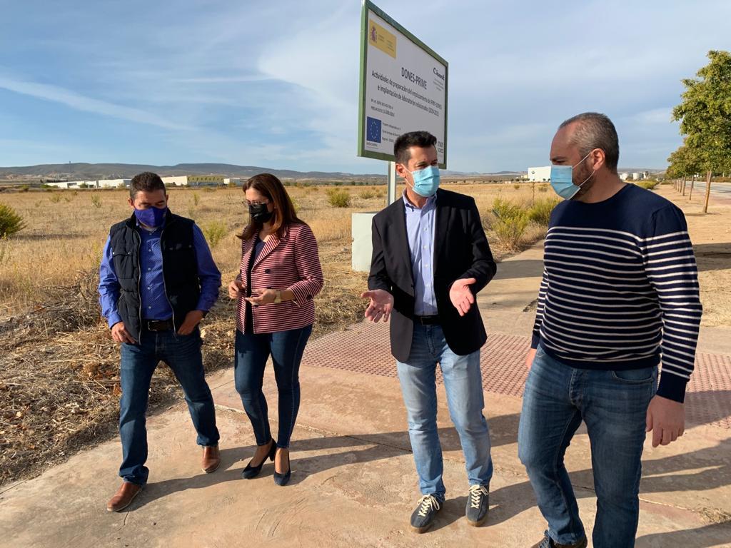 El PSOE pide al Gobierno que continúe su plan de trabajo para que Escúzar acoja el acelerador de partículas