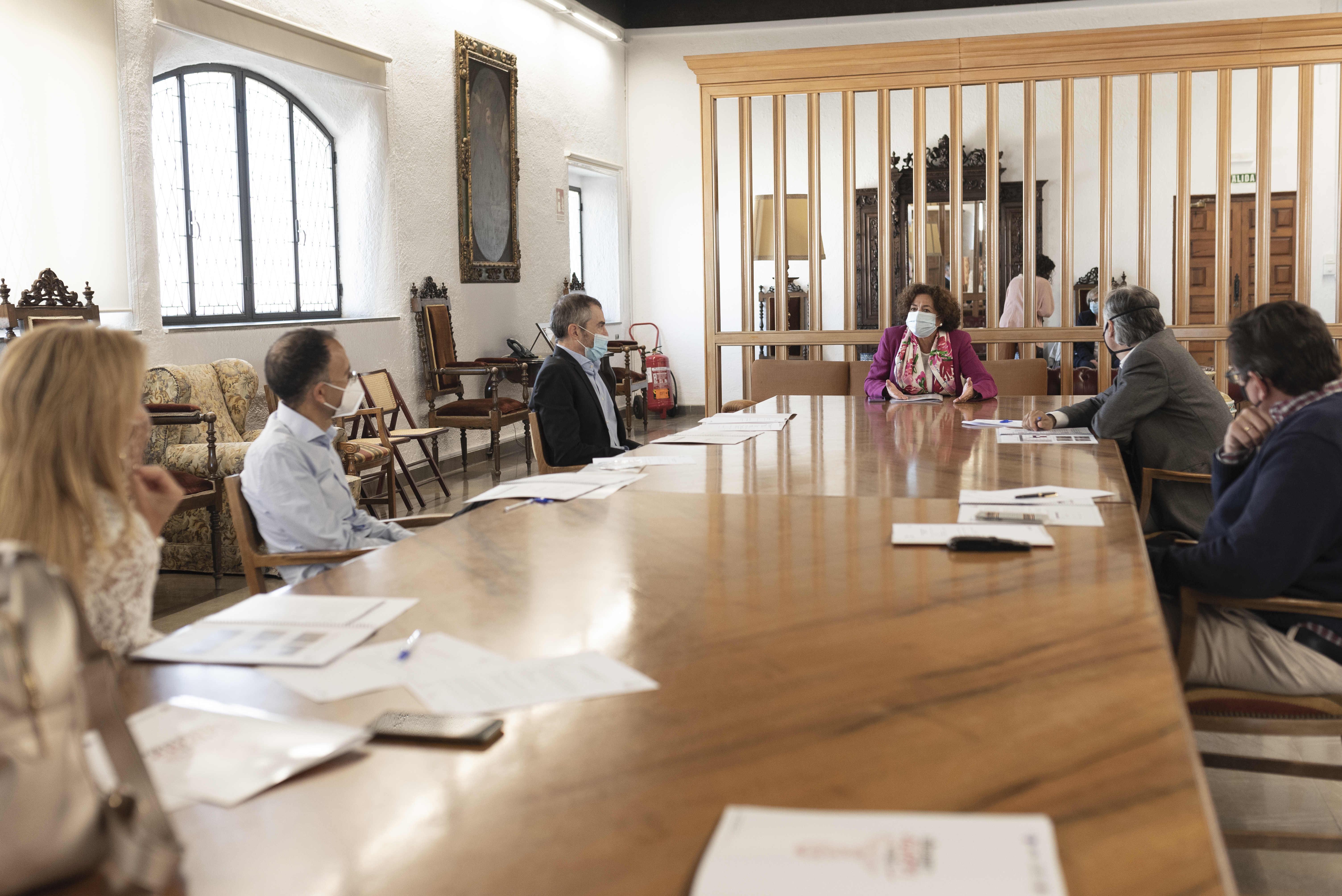 La UGR y la multinacional Alight NGA-HR renuevan su colaboración para fomentar el talento universitario