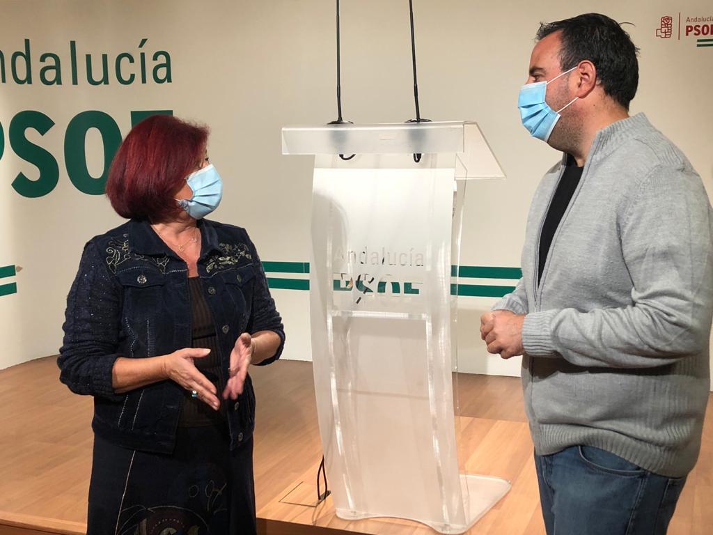 """El PSOE insiste en la """"falta de planificación"""" de la Junta en materia sanitaria y reclama medidas urgentes"""