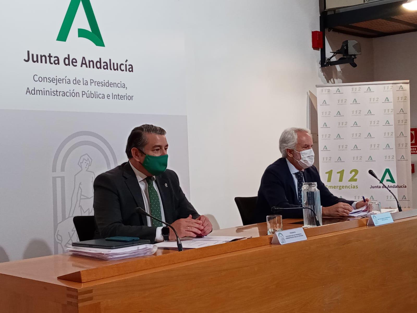 Homologan los planes de emergencia de 13 municipios de Granada