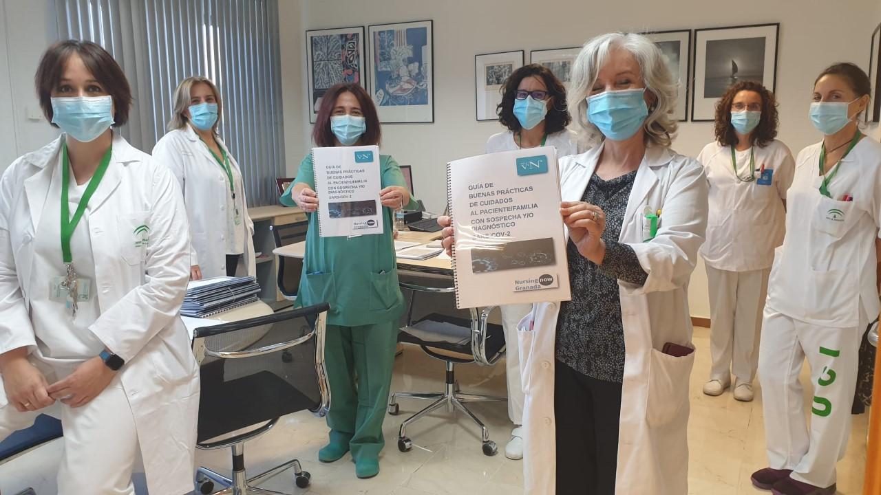 El Hospital Virgen de las Nieves edita una guía de cuidados para pacientes con Covid-19