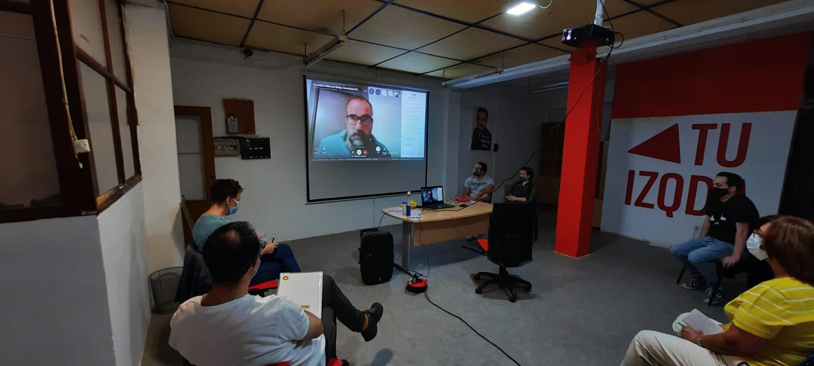"""IU critica el """"secretismo y falta de participación ciudadana"""" en el diseño de las inversiones EDUSI en Norte y Chana"""