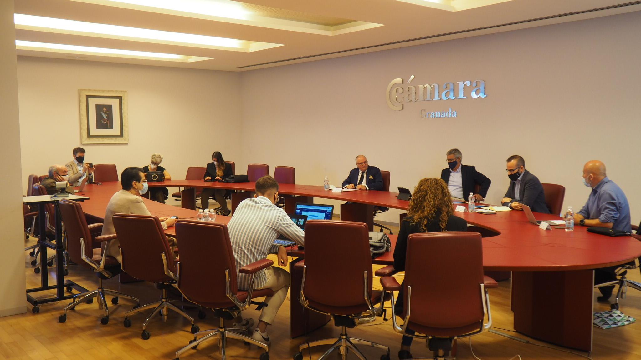 Cámara Granada defiende el valor estratégico de la comunicación en la gestión actual de las empresas