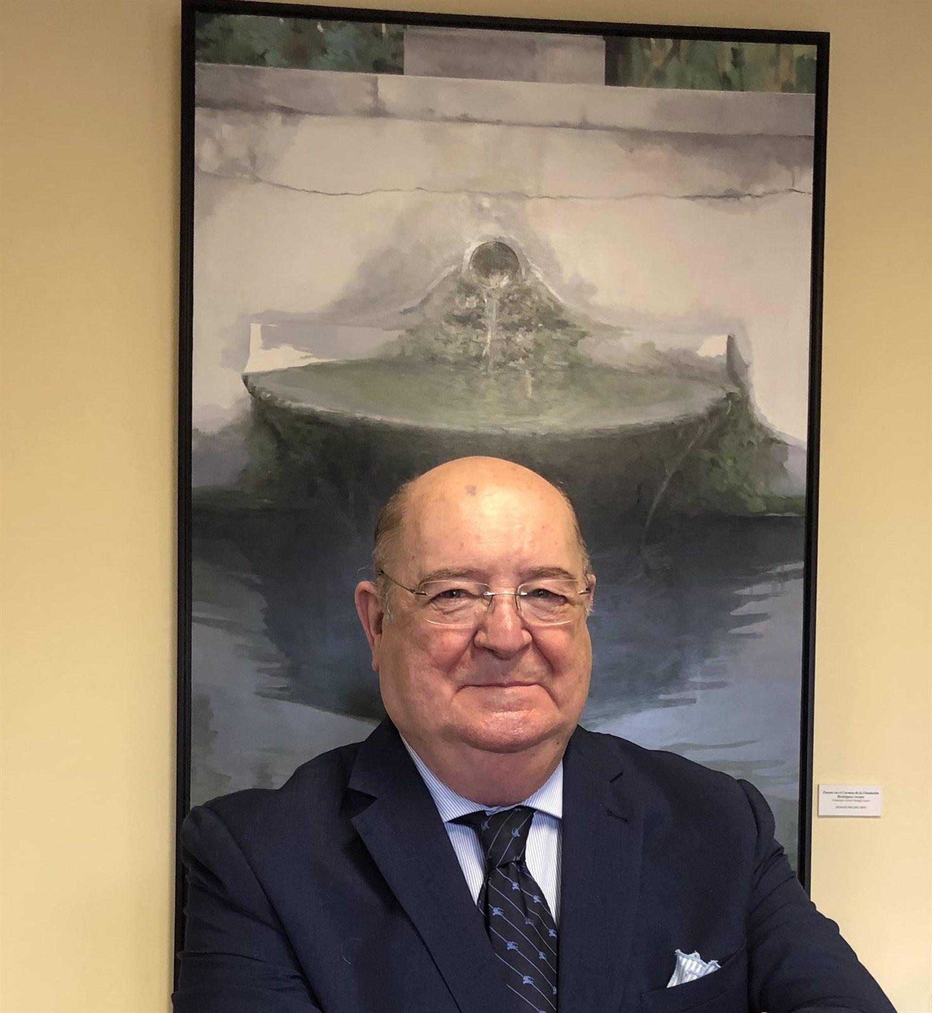 José María Guadalupe, nuevo presidente de la Fundación AguaGranada