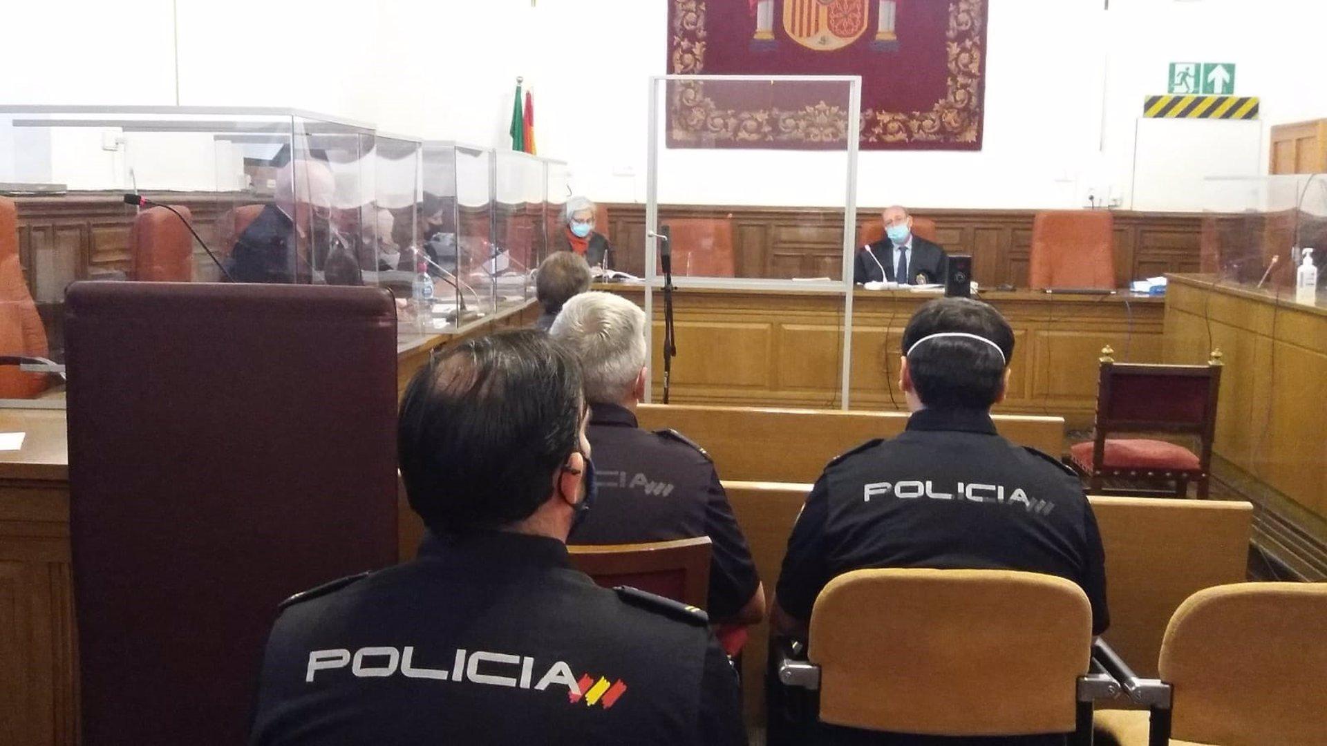 Declaran culpable al acusado de matar a su yerno de una cuchillada en Deifontes