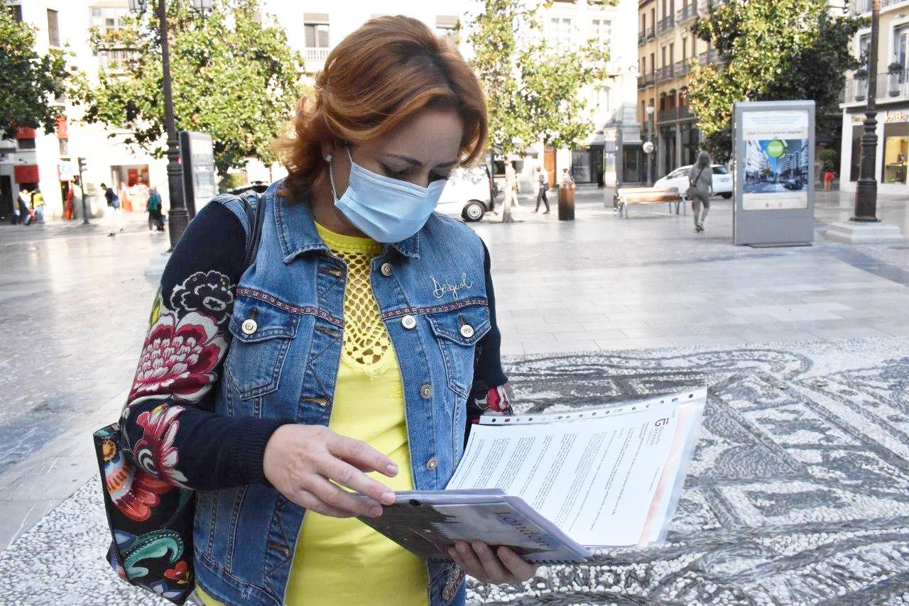 """IU denuncia que la Junta no realiza las PCR necesarias en Granada """"a pesar de vivir una jornada de contagios y muertes escalofriante"""""""