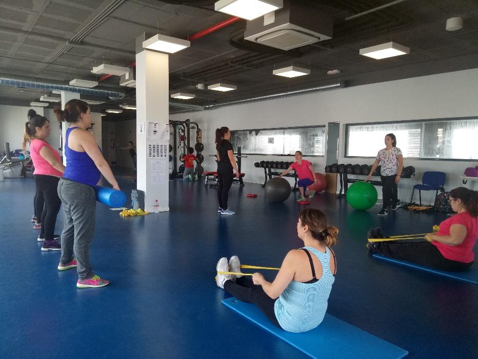 La UGR organiza la primera edición de su Máster Propio en Actividad Física y Ejercicio Físico para la Mujer