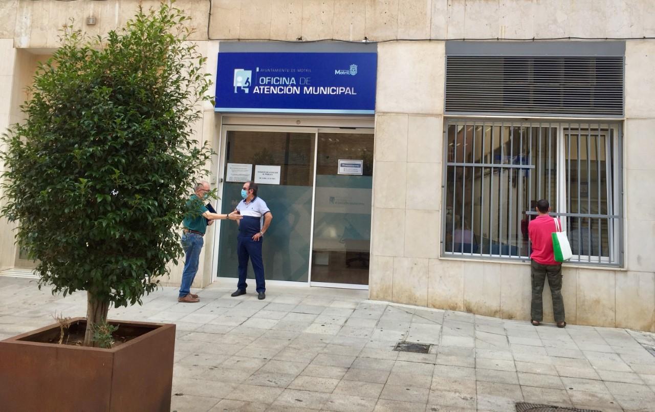 IU-Equo denuncia el mal funcionamiento de la atención telefónica y de las citas previas en el Ayuntamiento de Motril
