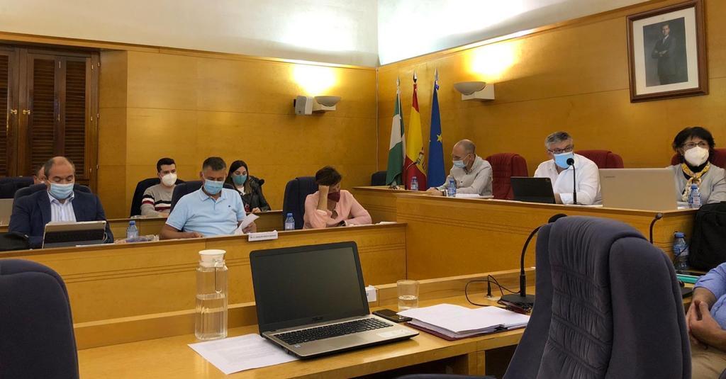 PP y Ciudadanos de Guadix votan en contra de una moción en favor del turismo vinculado al Geoparque