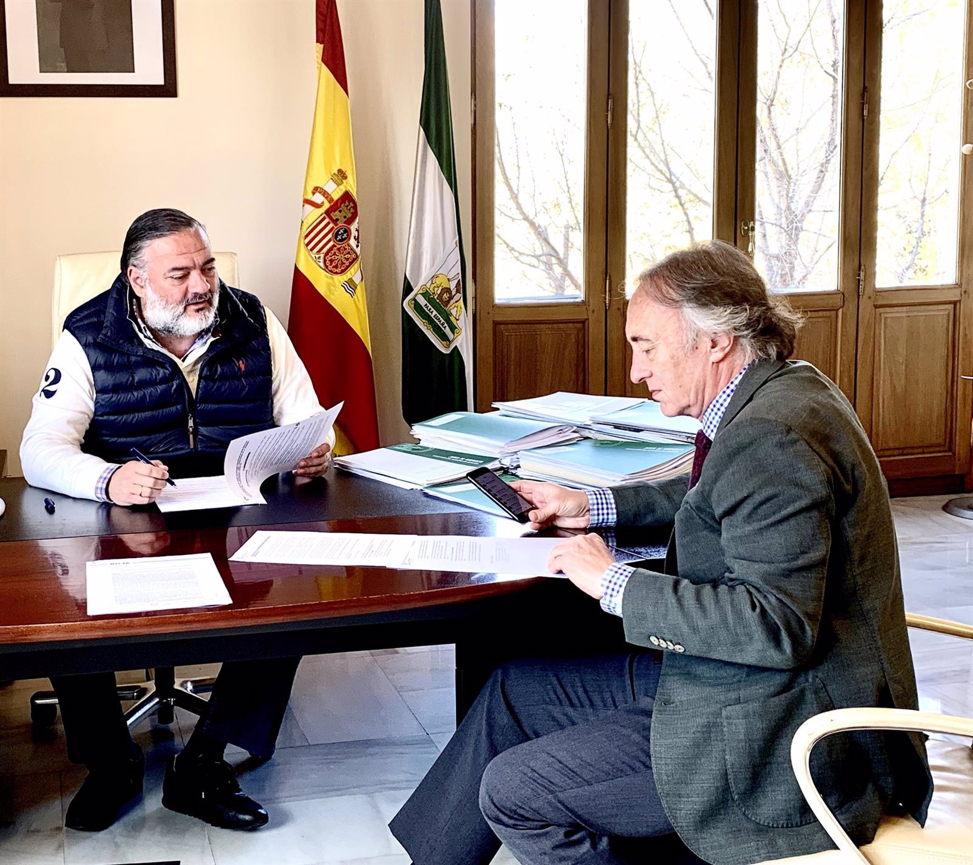 La Junta no descarta ninguna medida en Granada: «Todas las posibilidades están abiertas»