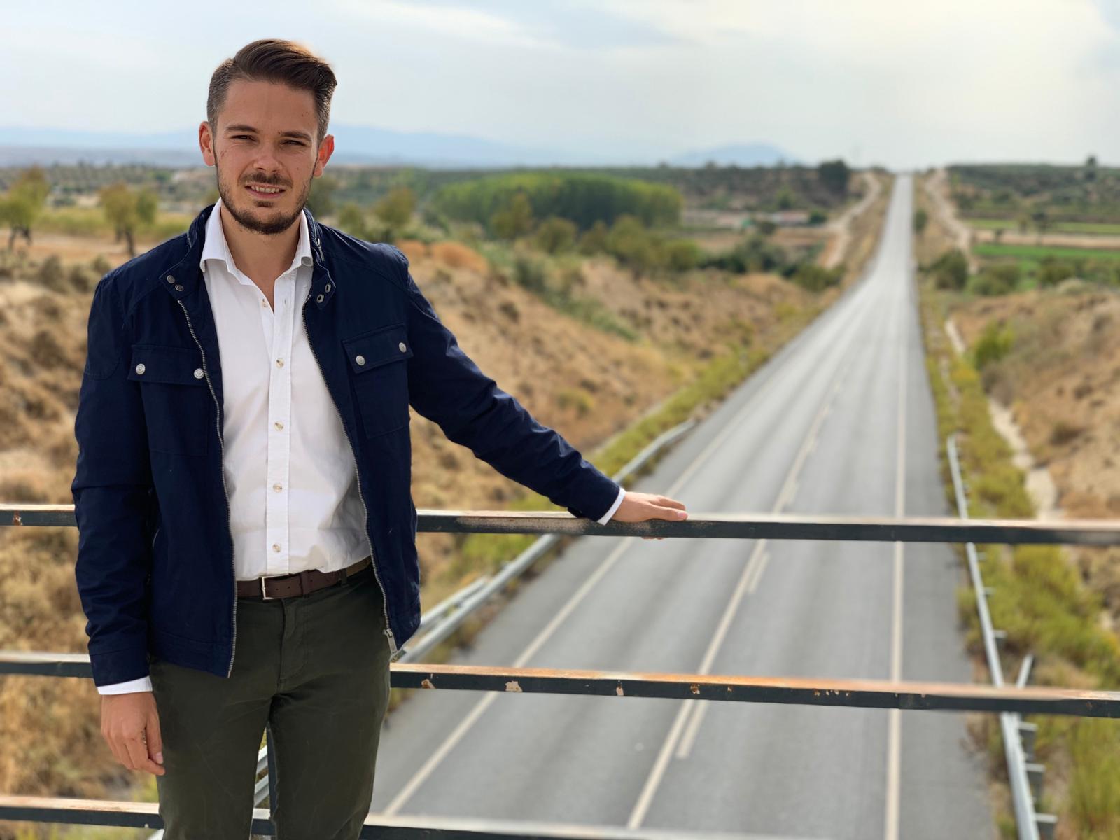 Ciudadanos reivindica en el Senado una conexión digna con el Levante a través de la Zona Norte de Granada