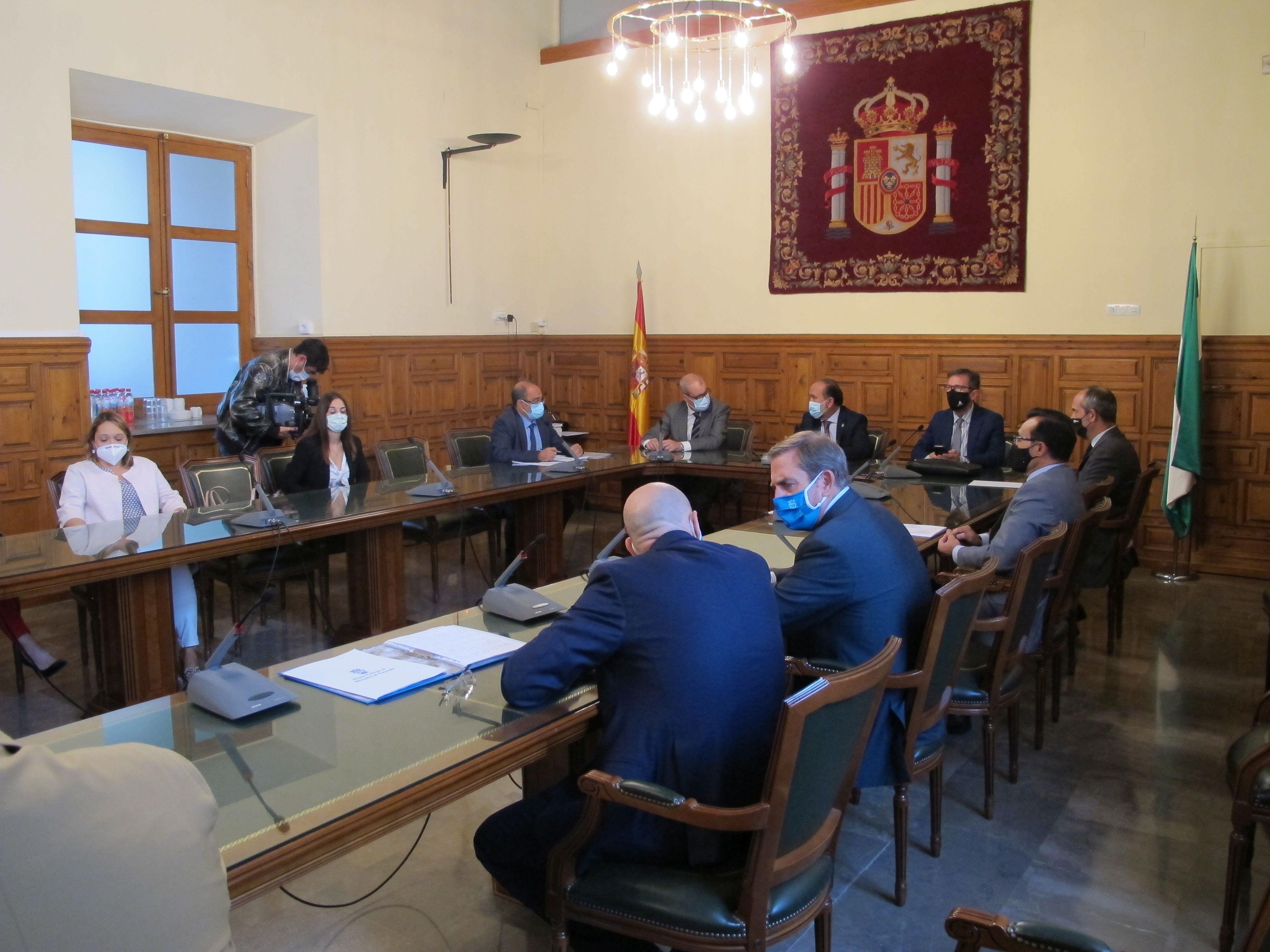 Justicia creará un nuevo juzgado de los Mercantil en Granada