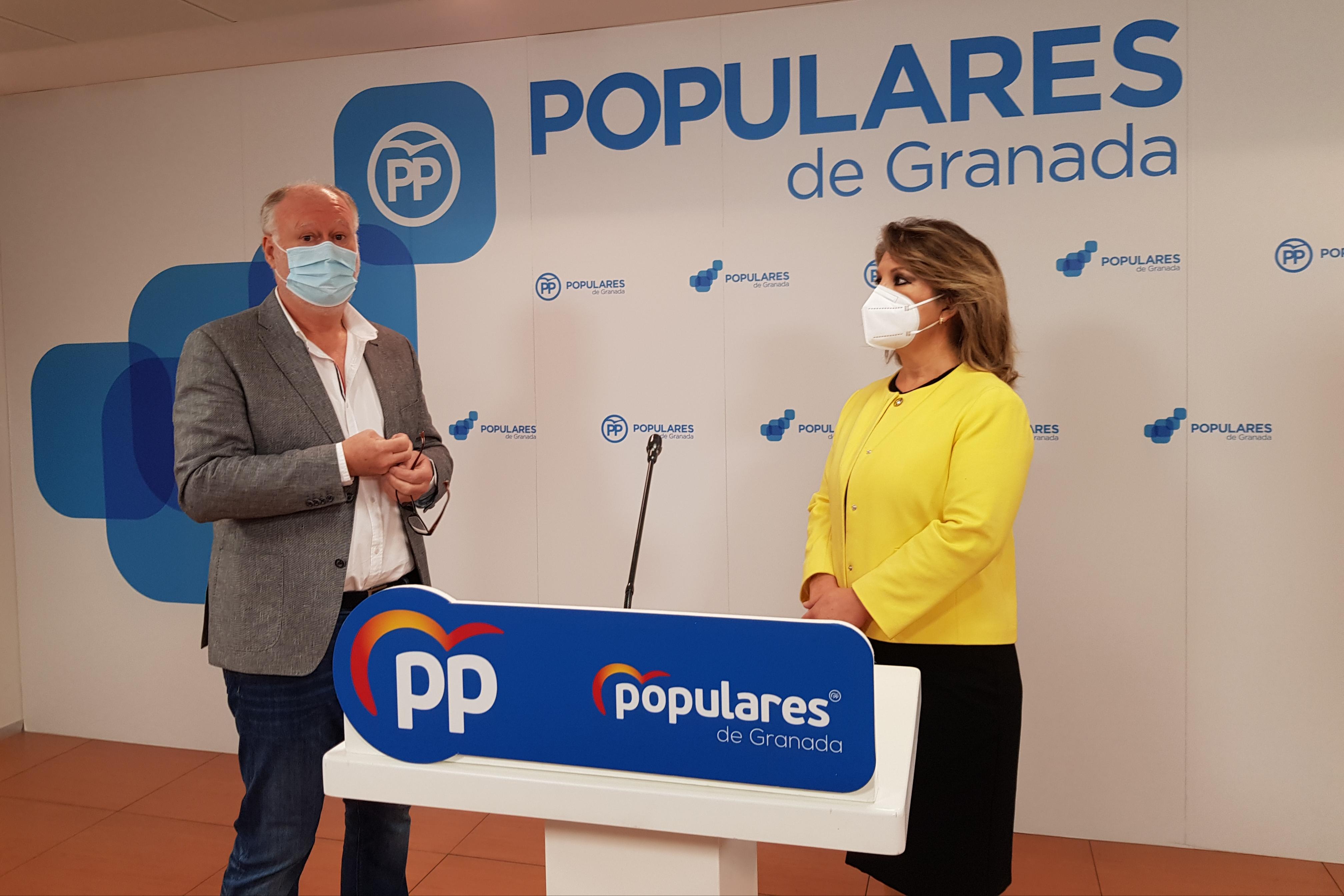El PP pide la dimisión del alcalde de Almegíjar por posibles delitos de prevaricación y falsedad en la contratación
