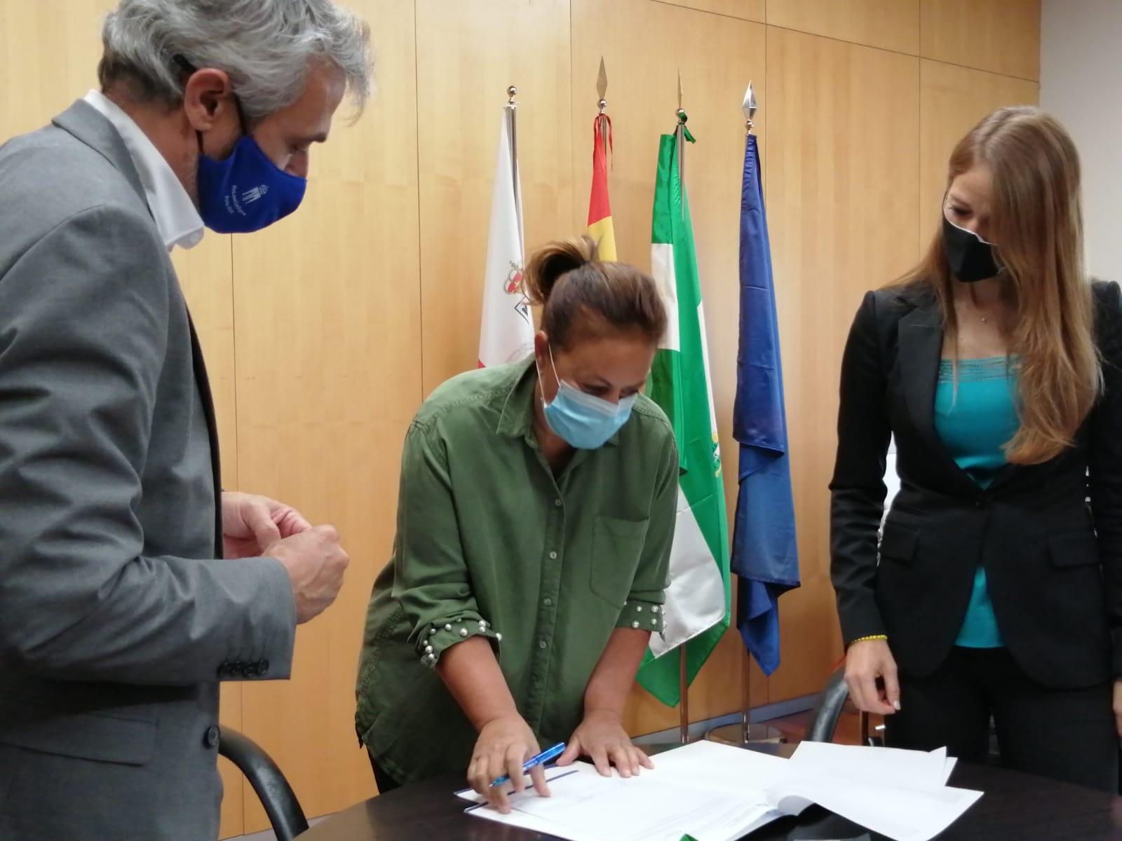 Más de 150 desempleados de la Alpujarra trabajarán en tareas de desinfección para ganar en calidad turística
