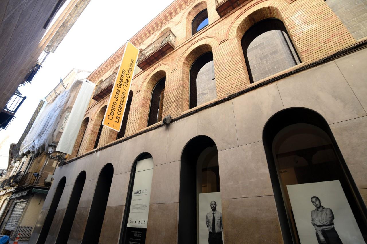 Diputación obtiene una subvención para reducir el consumo energético en el Centro Guerrero