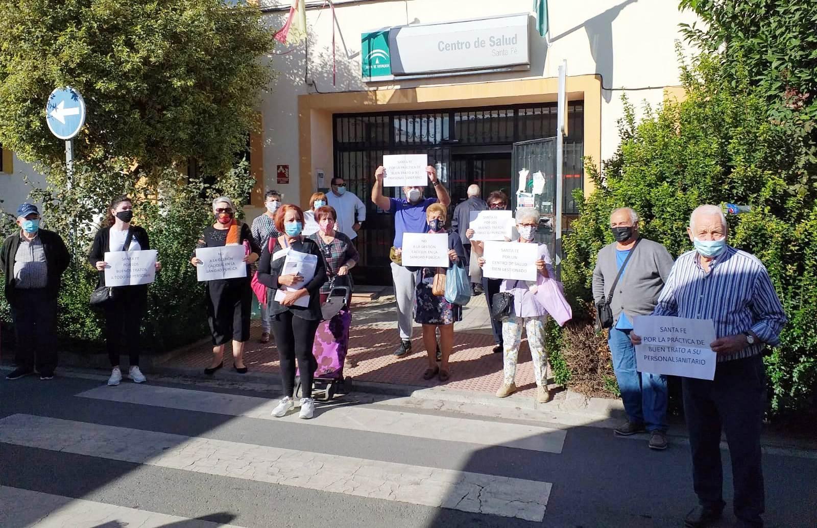 CCOO denuncia la falta de respuesta de las autoridades sanitarias a la petición de cese del director del centro de salud de Santa Fe