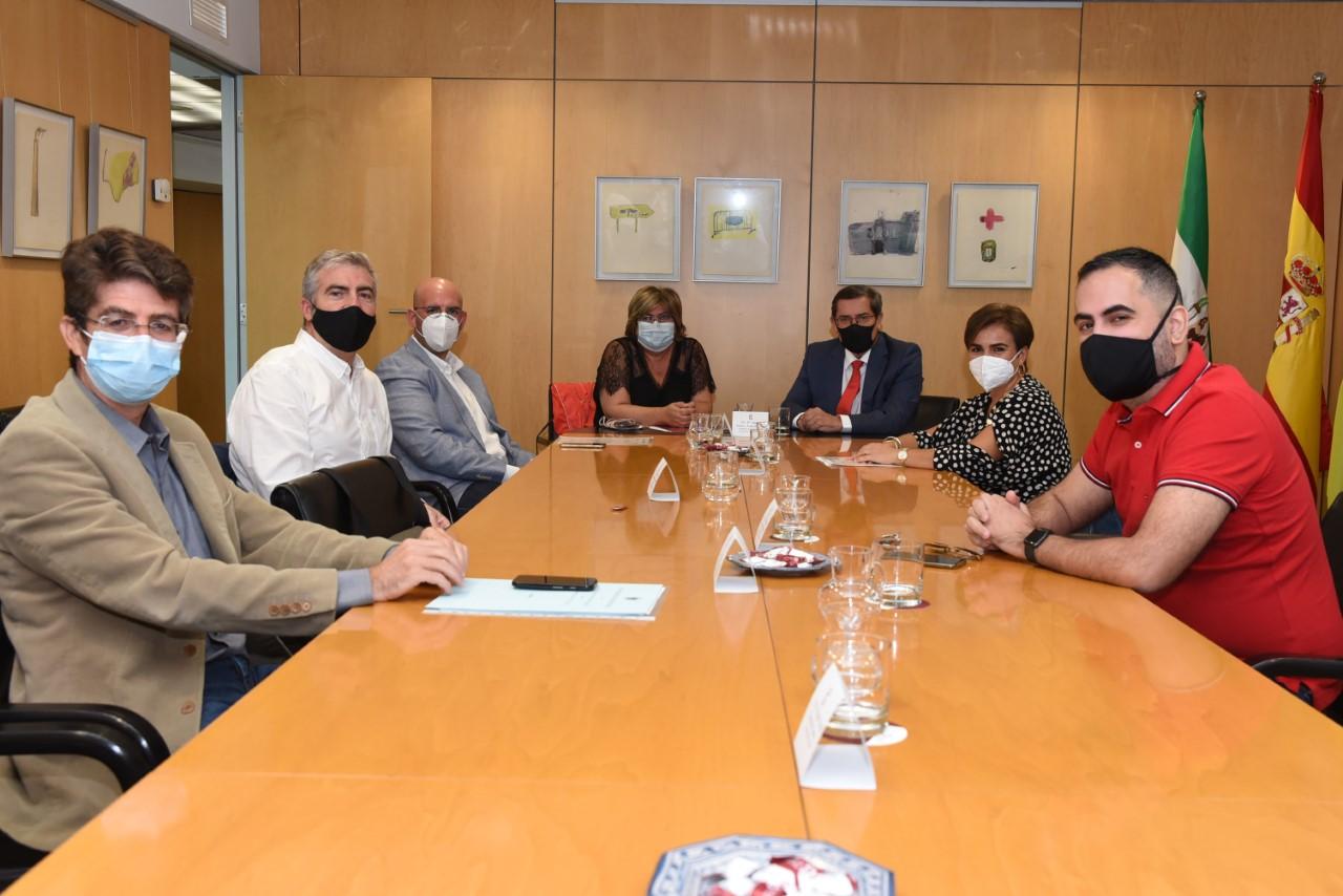 El Geoparque de Granada será sede de un congreso internacional sobre cultura de los desiertos