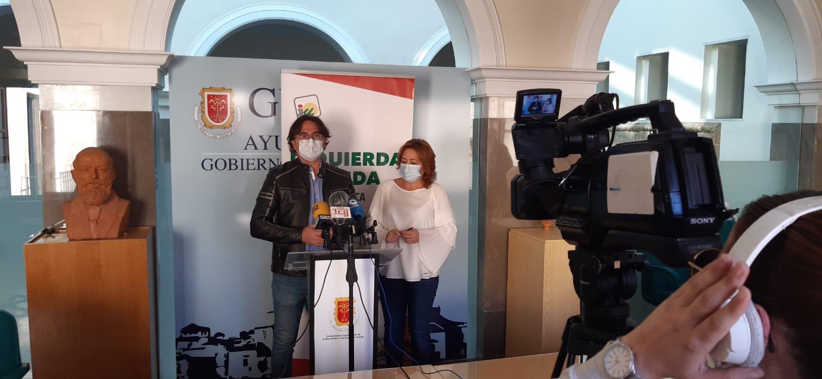 """IU denuncia que """"Moreno Bonilla es el sepulturero de la Ley de Dependencia de Andalucía"""""""