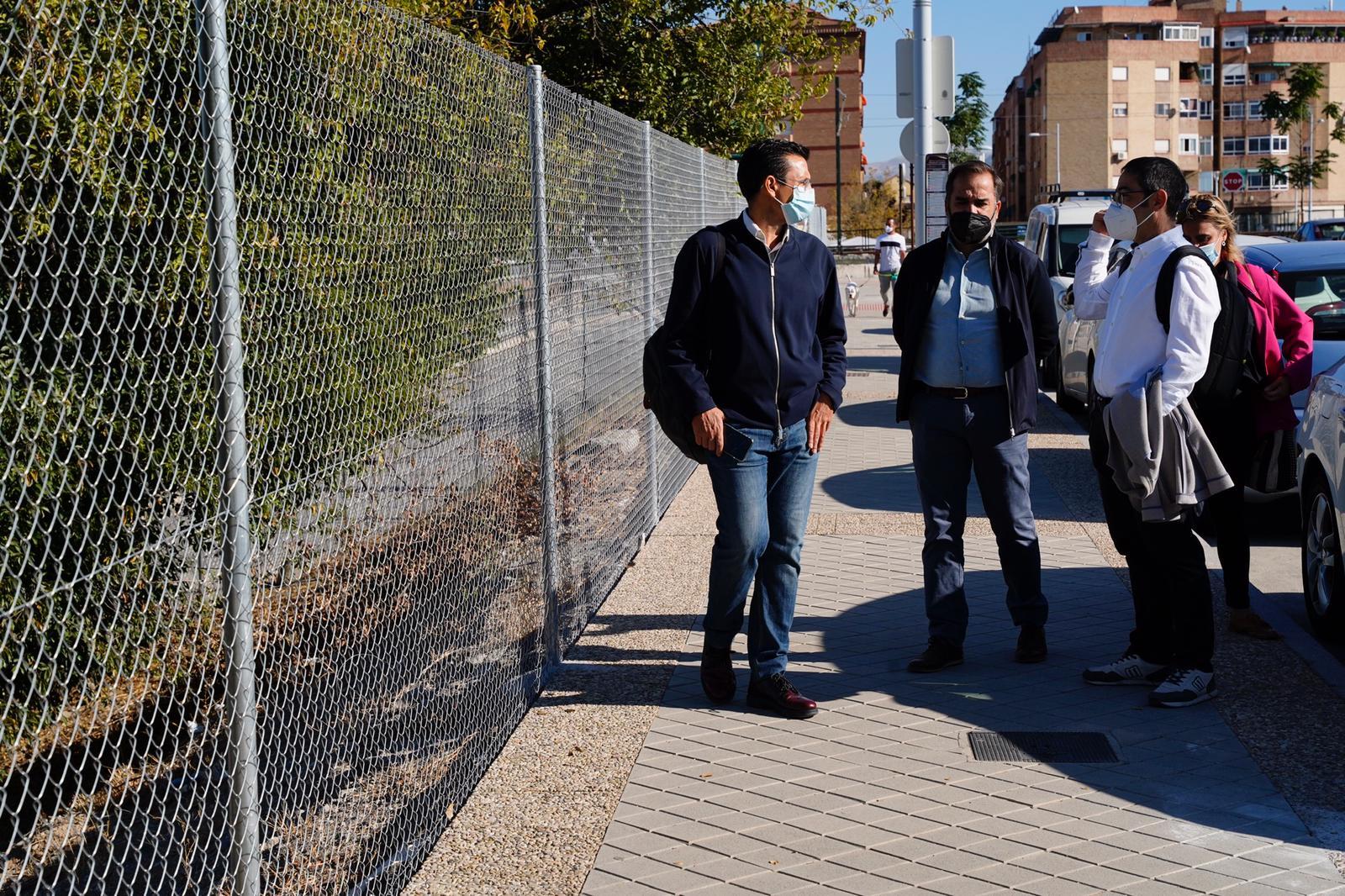 Cuenca exige a la Junta y Ayuntamiento dotar de servicios públicos la zona de expansión de La Chana
