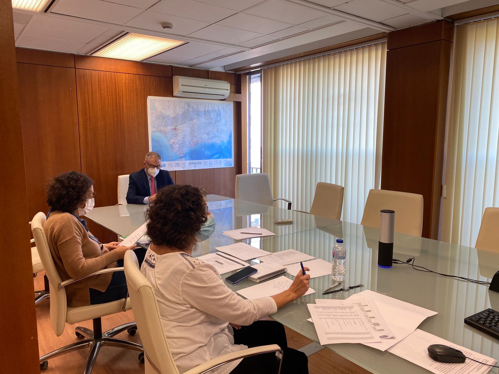 Reunión del sector turístico de Granada para avanzar en el Plan General del Turismo Sostenible