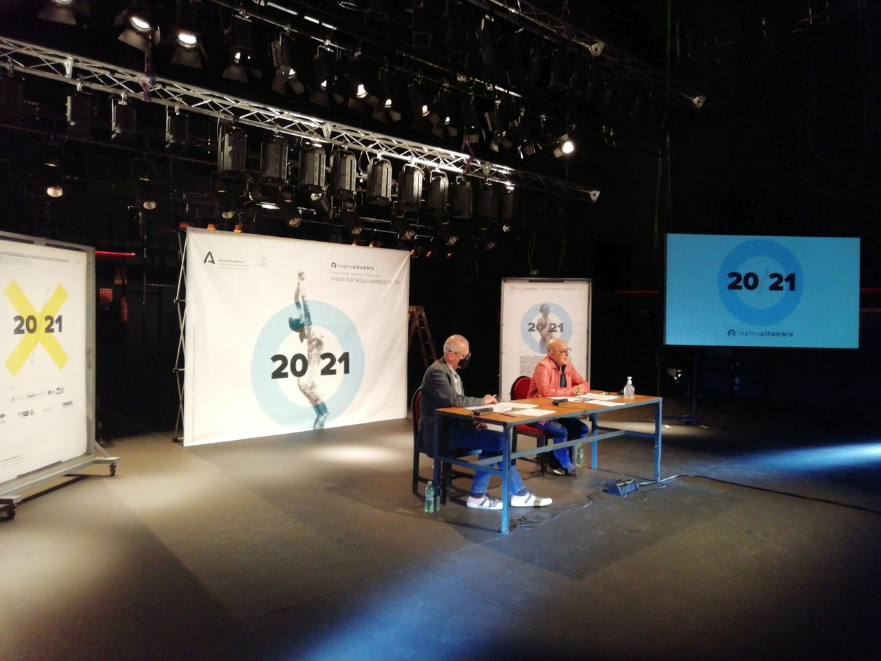 El Teatro Alhambra apuesta por artistas y compañías andaluzas en la programación de la temporada 2020/21