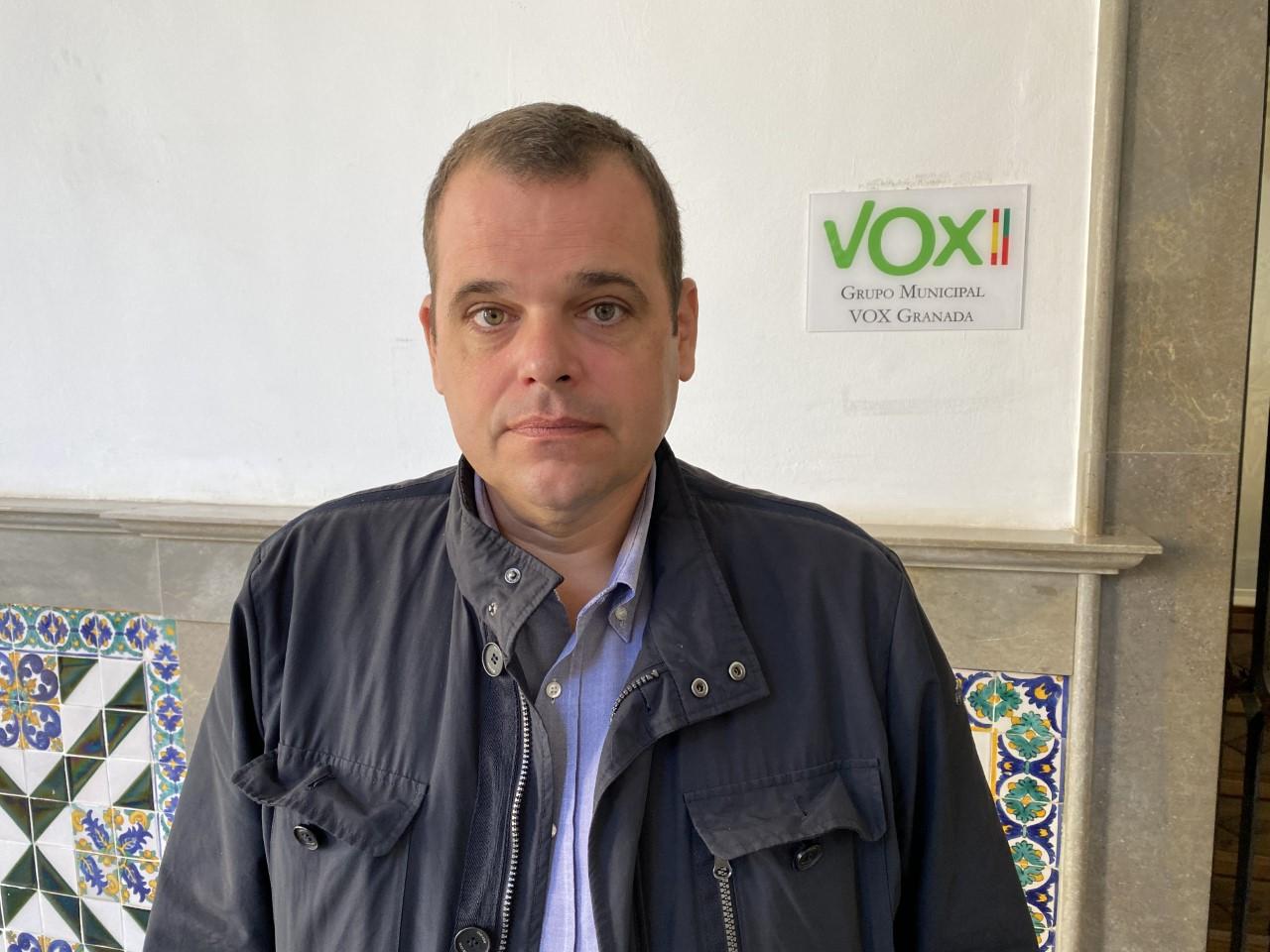 VOX pide la renuncia de los siete tenientes de alcalde de Granada