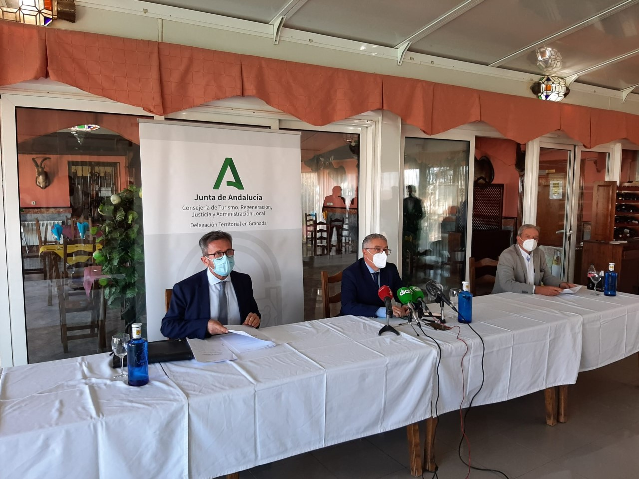 Turismo invierte 200.000 euros en el plan de acción para el Altiplano de Granada