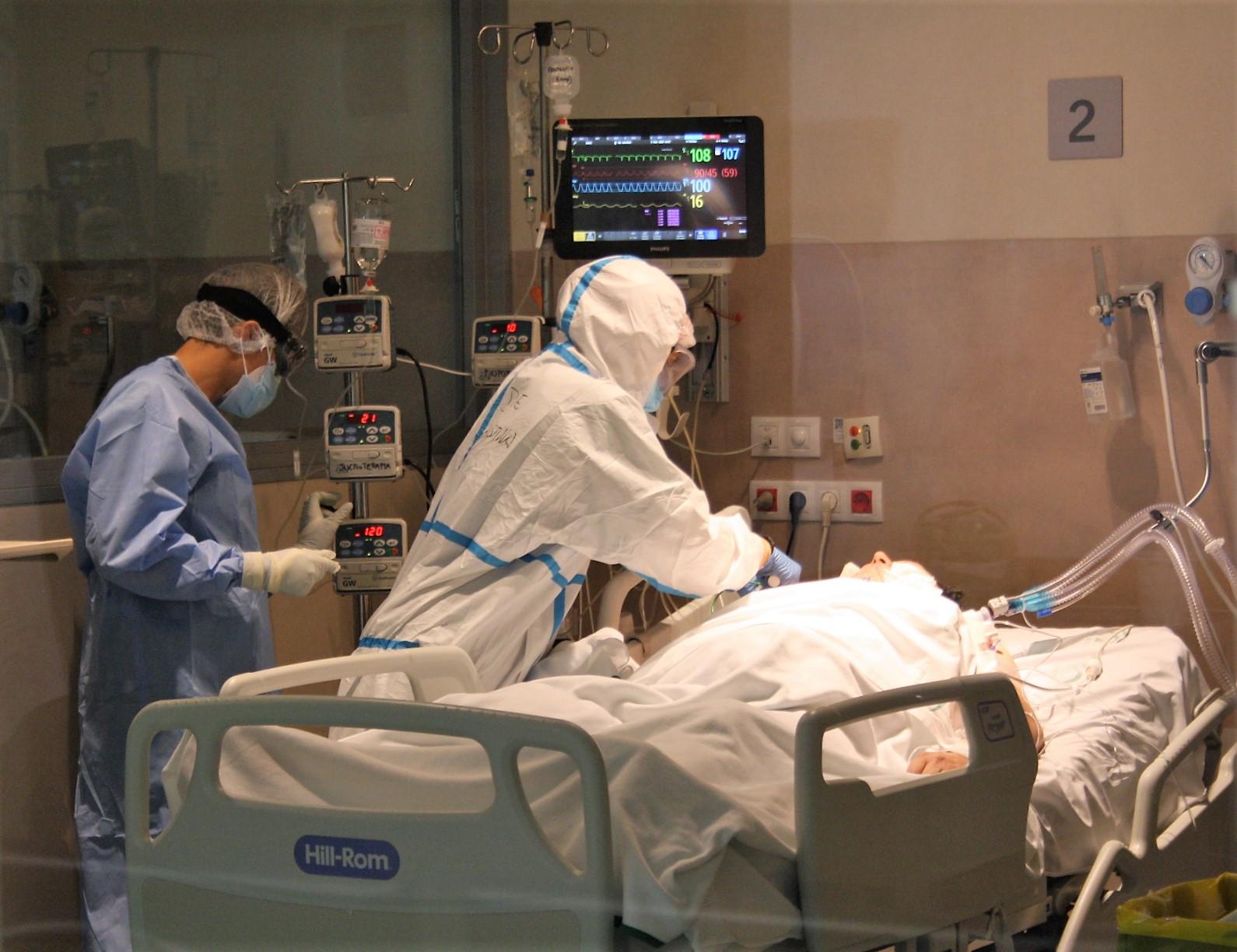 Nuevo repunte de casos con más de 1.100 contagios y once fallecidos