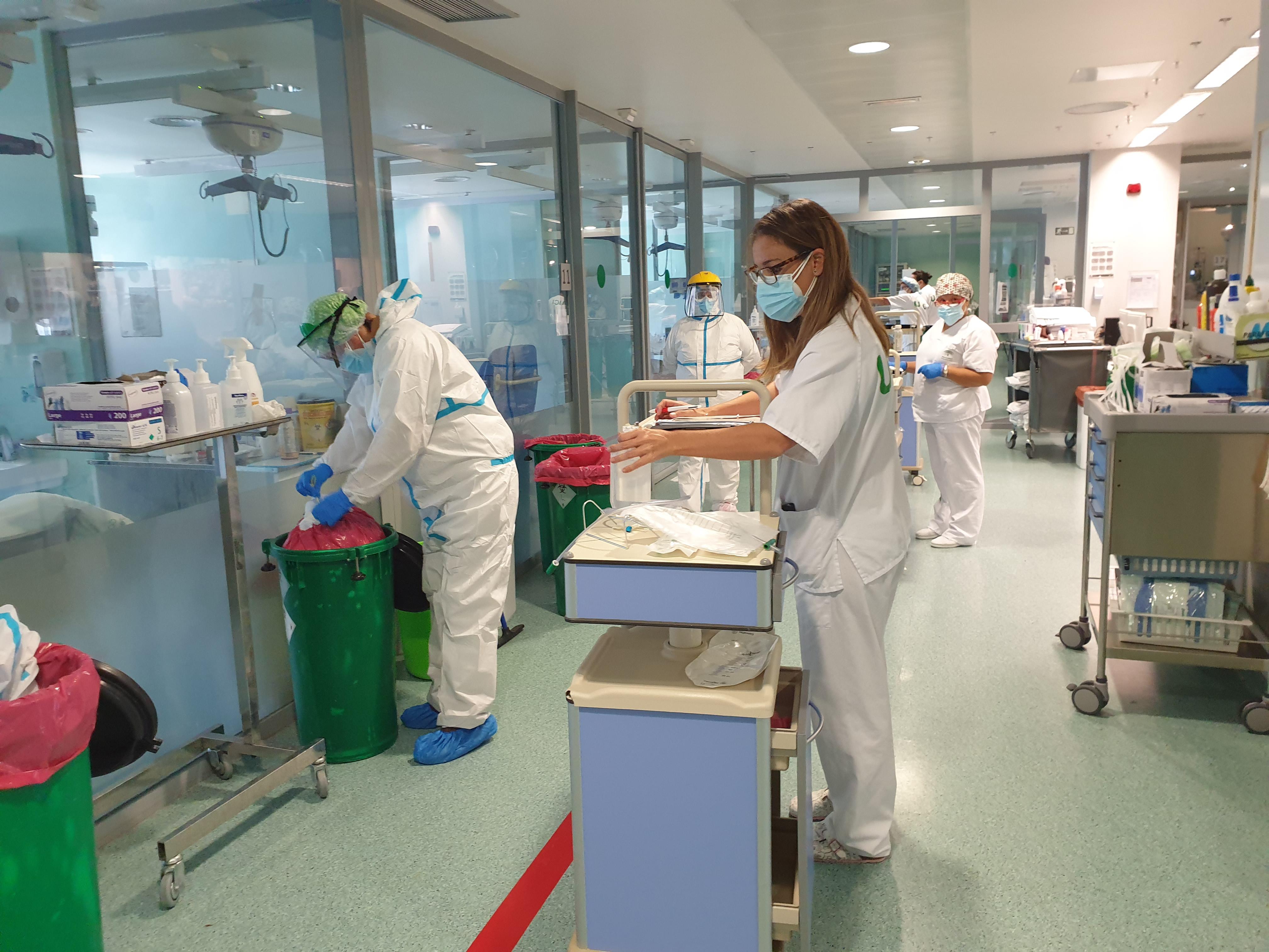 Aumentan a más de 600 los contagiados con coronavirus en el último día en la provincia