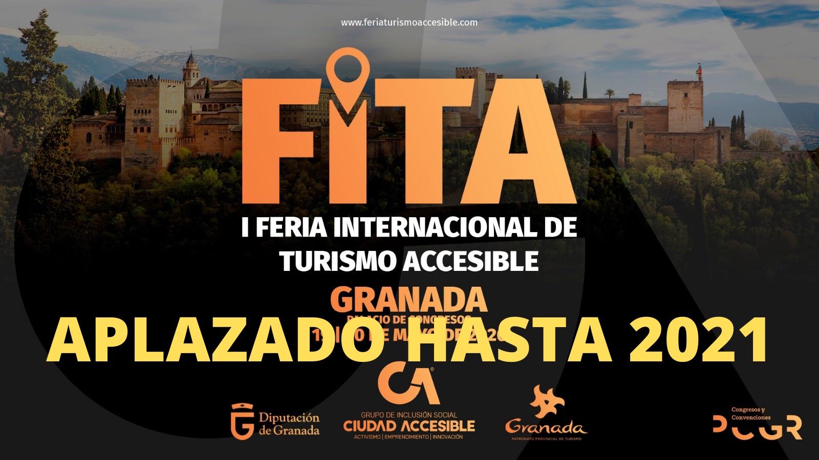 Aplazada por la COVID-19 la primera 'Feria Internacional de Turismo Accesible' a finales de 2021