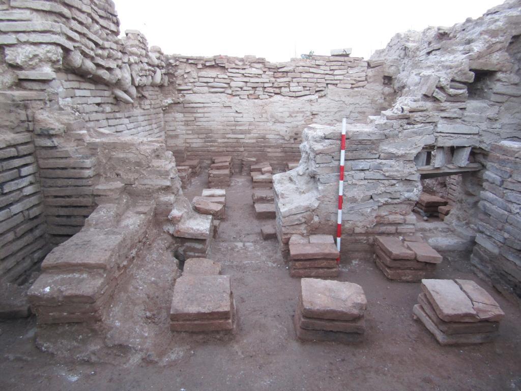 La Junta inicia mañana la última intervención arqueológica en el Cuartel de Mondragones
