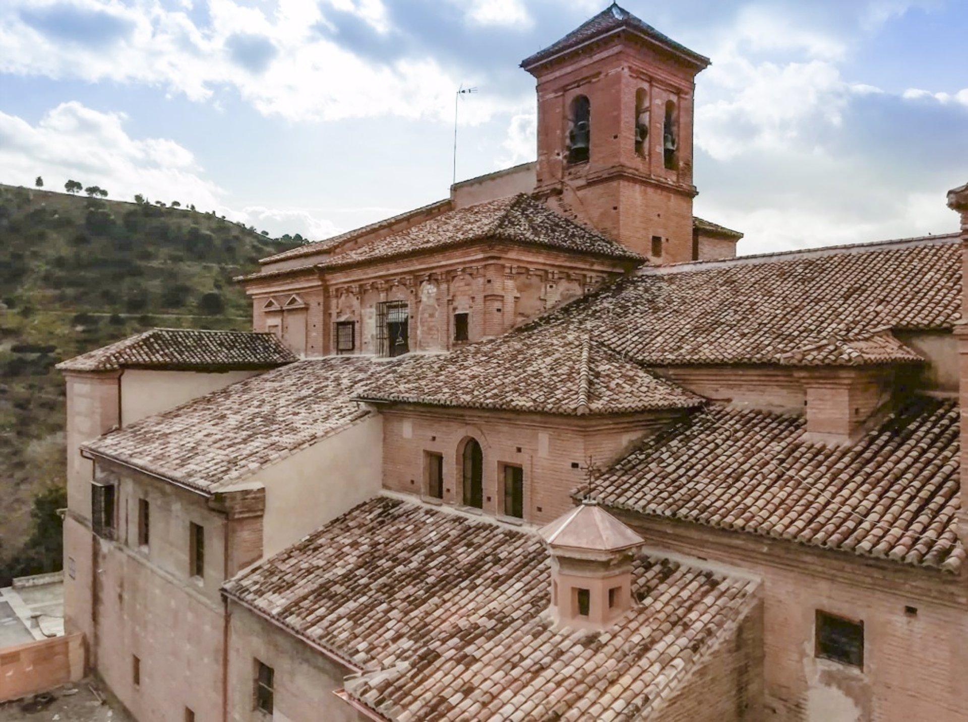 La Academia de Historia de la Iglesia en Andalucía se instala en la Abadía del Sacromonte