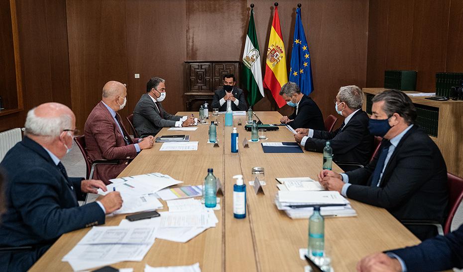 El Comité Territorial de Alertas se reúne hoy en Granada para decidir si flexibiliza restricciones