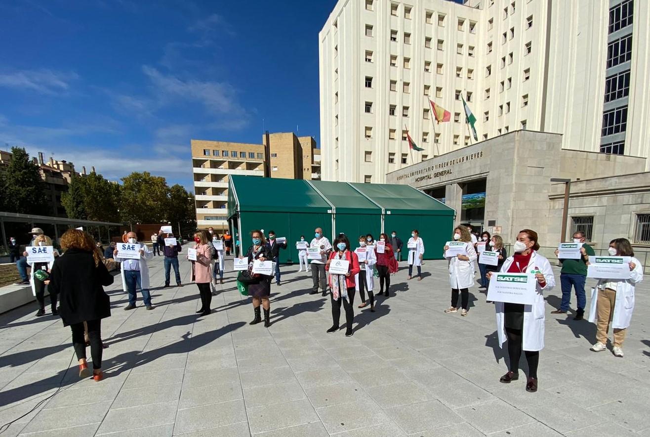 """CSIF-A cree un """"atropello a los derechos de los trabajadores de la sanidad pública"""" la orden que suprime permisos"""