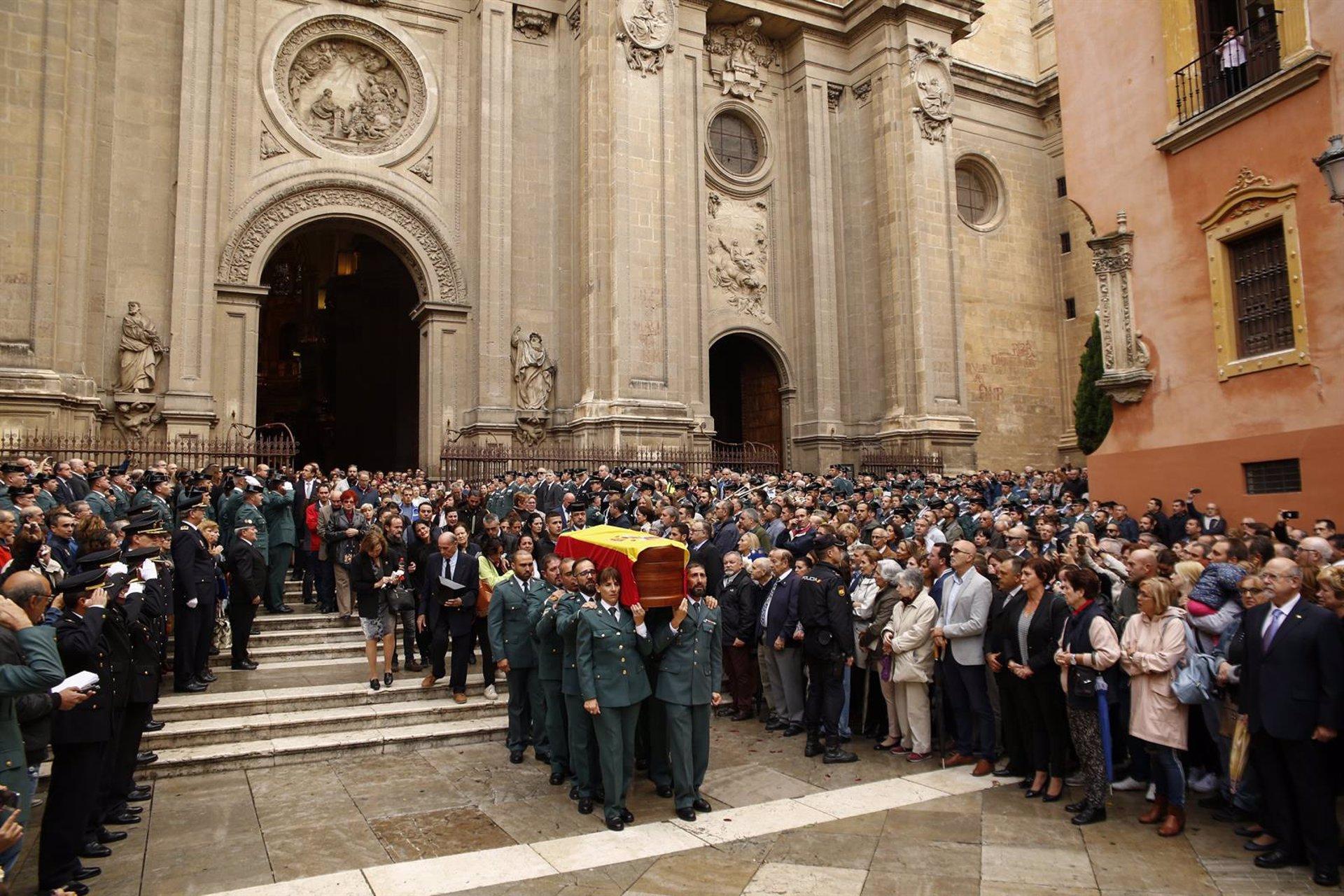 Mañana se celebra el juicio contra el acusado de matar a un Guardia Civil en Huétor Vega