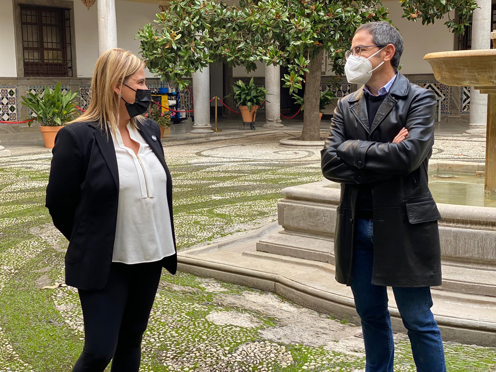 El PSOE exige a Salvador un nuevo plan de accesibilidad para la capital