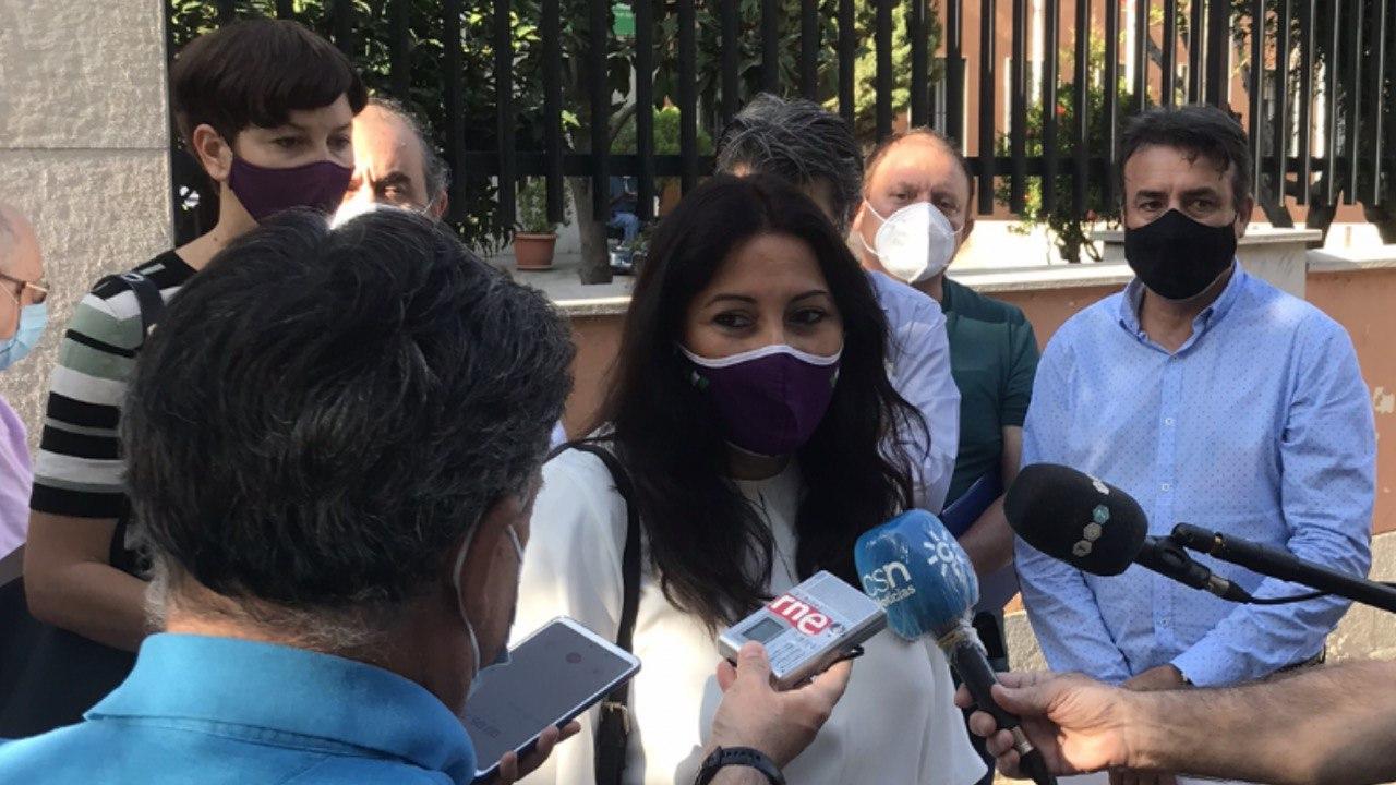 Podemos exige a la Junta que ponga los hospitales privados al servicio de la lucha contra la pandemia